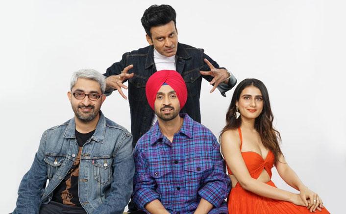 Diljit Dosanjh, Manoj Bajpayee in a family comedy