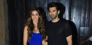Disha Patani-Aditya Roy Kapur are looking absolutely like a hot duo in these pictures from last night!