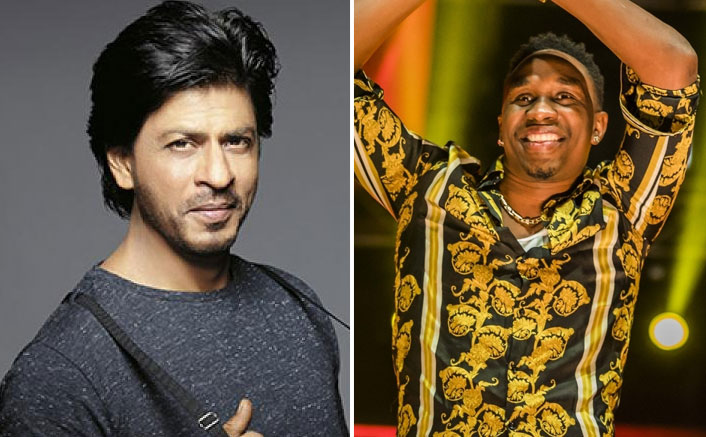 DJ Bravo: Must confess, I am a huge SRK fan