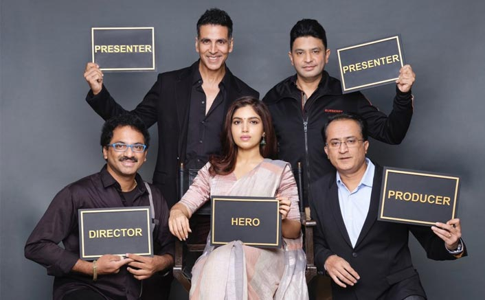 Durgavati: Bhumi Pednekar To Commence Shooting For Akshay Kumar's Film On THIS Date Next Year