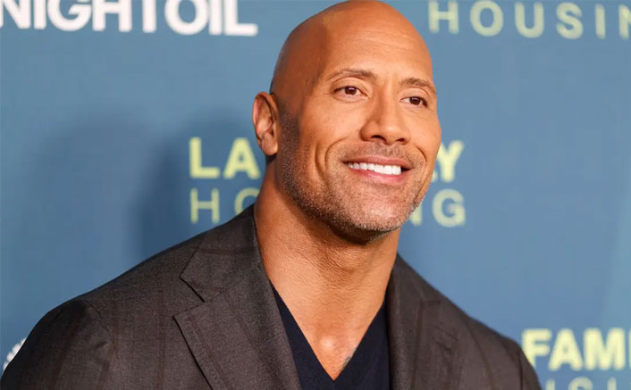 Dwayne Johnson loving his unemployed days