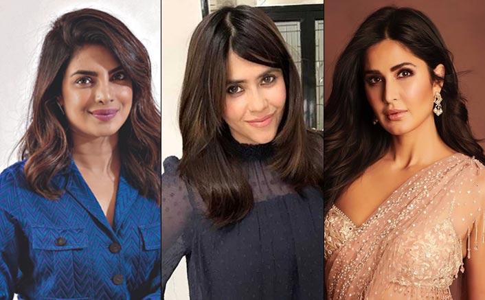 Ekta Kapoor Wanted To Make Naagin With Priyanka Chopra Jonas & Katrina Kaif