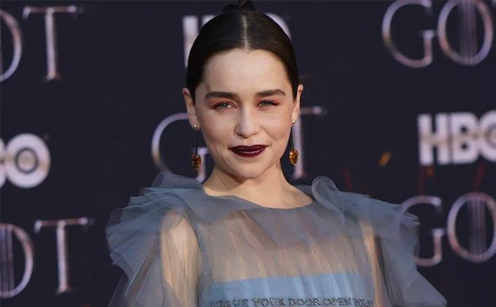 Has Emilia Clarke AKA Game Of Thrones' Khaleesi Flown On Her Dragons To India?