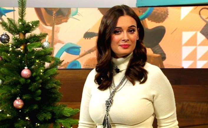 Evelyn Sharma Renews The Contract For Another Year Of Her German Show Euromaxx