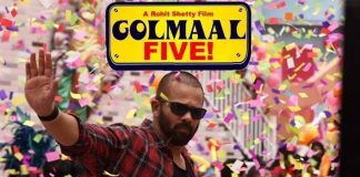 Ever wondered why it's 'Golmaal Five', instead of Golmaal 5?