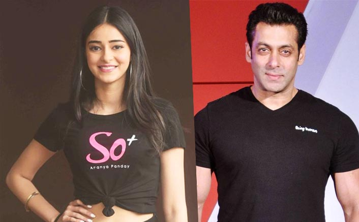 "EXCLUSIVE! Ananya Panday: ""Want Salman Khan As My Pati, He'll Be My Woh Also"""