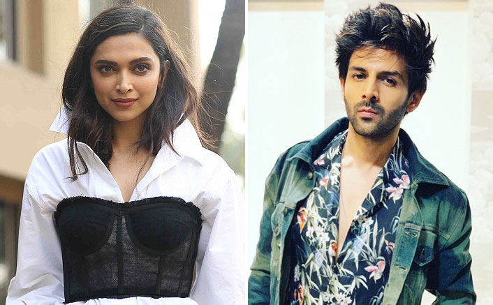 "EXCLUSIVE! Deepika Padukone Can't Stop Raving About Kartik Aaryan: ""He Will Do Whatever It Takes To Be At The Top"""