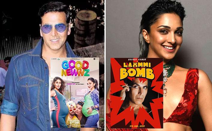 EXCLUSIVE! Kiara Advani On How DIFFERENT It's To Work With Akshay Kumar In Good Newwz & Laxmmi Bomb