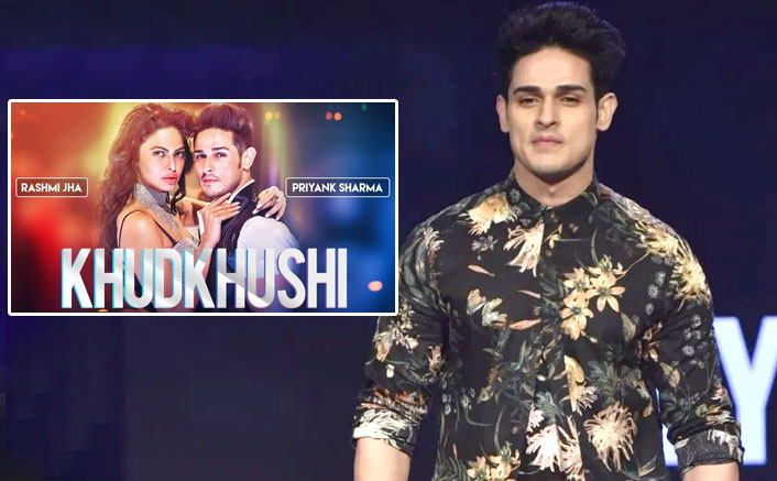 EXCLUSIVE! Priyank Sharma Says He Was Confident That Khudkhushi Song Will Be A Hit