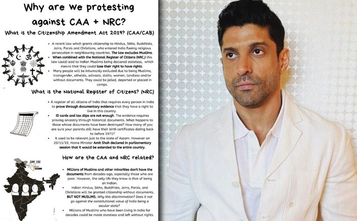 Farhan Akhtar apologetic for wrong India map featured with tweet