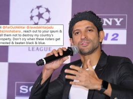 Twitterati Asks Farhan Akhtar To Reach Out To Muslims Protesting CAA; Actor Gives A Befitting Reply!
