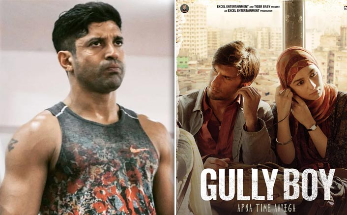 Farhan Akhtar Expresses Disappointment On Gully Boy's Exit From The Oscars 2020 Race