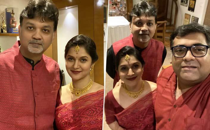 Filmmaker Srijit marries Bangladeshi actress Mithila