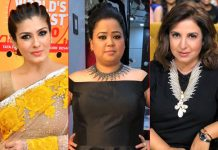 FIR lodged Against Farah Khan, Bharti Singh & Raveena Tondon For Hurting Religious Sentiments In Amritsar Rural Police Station