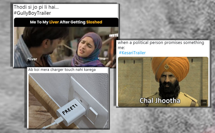 #Flashback2019: From Akshay Kumar's Dialogue From Kesari To Alia Bhatt's Possessive Girlfriend Avatar In Gully Boy, 10 Films That Were Made Into Hilarious Memes