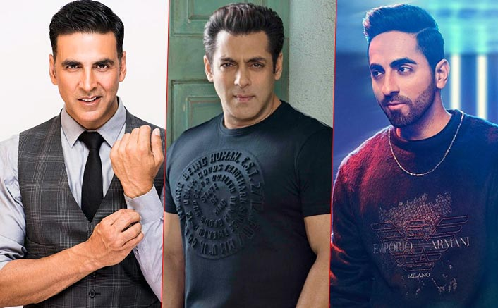 #Flashback2019: Sorry Salman Khan, But 2019 Belongs To Akshay Kumar & Ayushmann Khurrana!