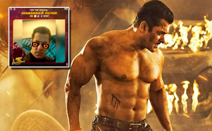 Dabangg 3: Salman Khan AKA Chulbul Pandey Introduces Customized Filters On Social Media