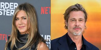 FRIENDS Actor Jennifer Aniston & Ex-Husband Brad Pitt Have Been Getting Flirty With Each Other, Read The Scoop