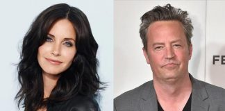 FRIENDS' Courteney Cox Will Date Chandler Bing AKA Matthew Perry ONLY If He Gets Rid Of Drugs!