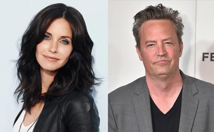 FRIENDS' 'Monica' Courteney Cox Will Date 'Chandler' Matthew Perry ONLY If He Gets Rid Of Drugs!