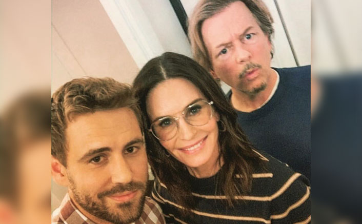 FRIENDS Star Courteney Cox's Uncanny Resemblance With Caitlyn Jenner Makes Jennifer Aniston ROFL!
