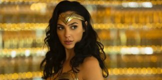 Gal Gadot suffers spine injuries filming 'Wonder Woman 1984'