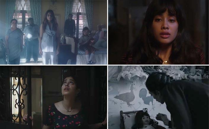 Ghost Stories Teaser: Janhvi Kapoor & Sobhita Dhulipala's Horror Tale Feels Eerie