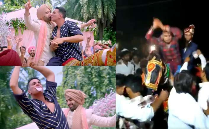 Good Newwz: Inspiration Behind Akshay Kumar's Naagin Moves In Sauda Khara Khara Was A 'Drunk Baraati' From VIRAL Video