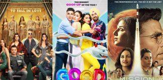 Good Newwz Box Office: 39.34 Crores VS Mission Mangal, Housefull 4 & Other Akshay Kumar 2019 Releases!
