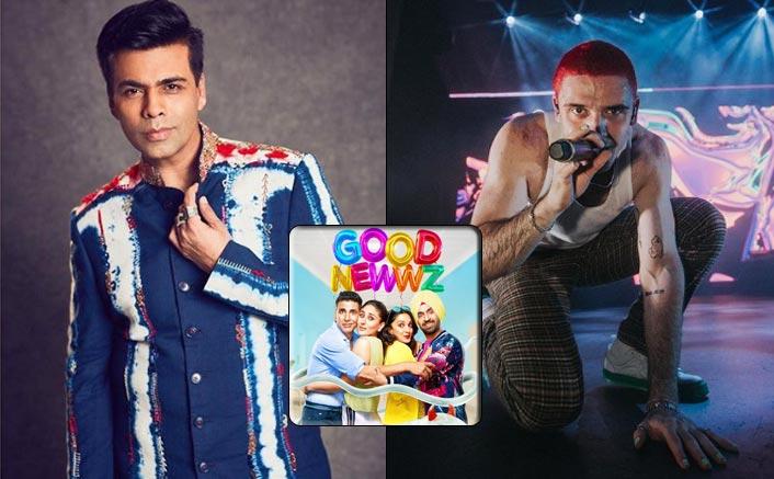 Good Newwz: Karan Johar Brings In American Pop Star Lauv For A Special Peppy Number