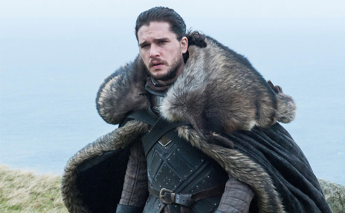 """Game Of Thrones Star Kit Harington On Being The Only One To Get Nominated For Golden Globes: """"I'm The 'Loner Throner', It Seems"""""""