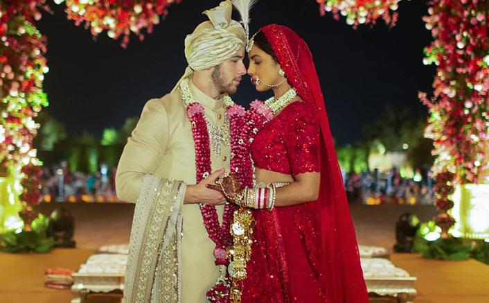 Happy Anniversary Nikyanka: Priyanka Chopra & Nick Jonas Pen Down The Mushiest Post For Each Other On Thier First Wedding Anniversary