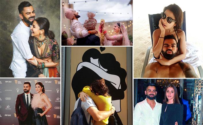 Happy Anniversary Virushka: From Vacay To Appreciation Posts - 5 Times Anushka Sharma & Virat Kohli Prove They're More Than A Usual Celeb Couple!