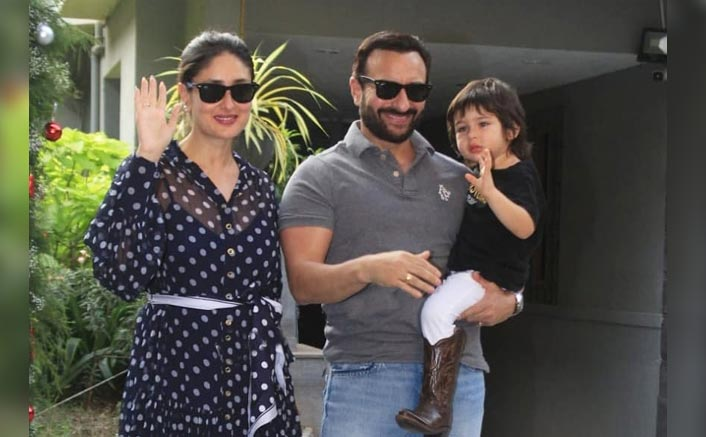 Happy Birthday Taimur Ali Khan! Here's Are The FIRST Pictures From Chhota Nawab's Birthday Bash
