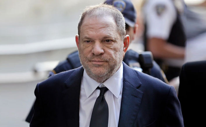 SHOCKING! Harvey Weinstein Tests Coronavirus Positive, Moved To A Special Cell In The Jail