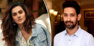 Haseen Dilruba: Taapsee Pannu & Vikrant Massey To Star In A Murder Mystery