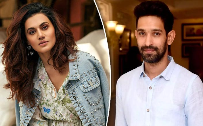 Haseen Dillruba: It's OFFICIAL! Taapsee Pannu & Vikrant Massey To Star In A Murder Mystery