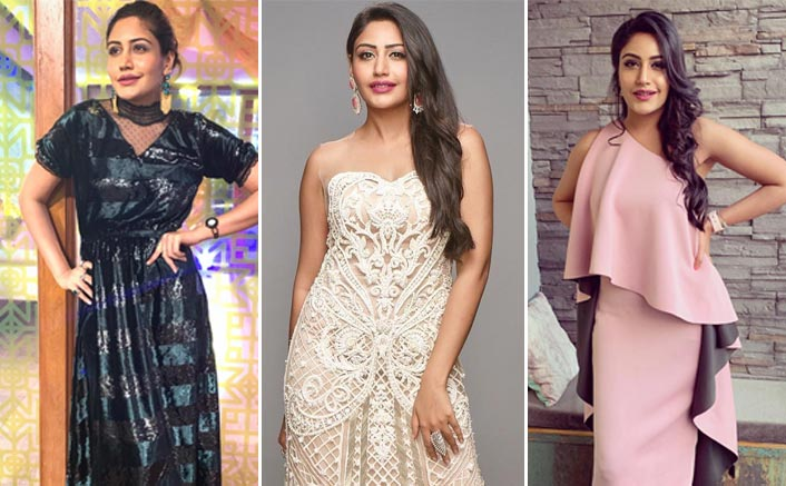 Heading To A Lavish Party? Steal An Outfit From Surbhi Chanda's Chic Wardrobe