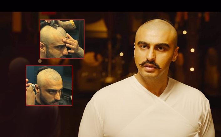 Here's how Arjun transformed into role of Sadashiv Rao Bhau