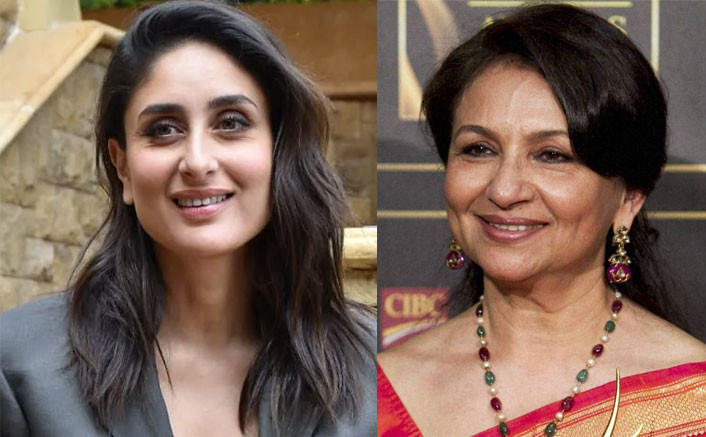 Here's What Kareena Kapoor Khan's Mother-In-Law Sharmila Tagore Wants To Change In The Actress