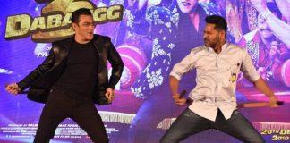 Prabhudheva Reveals What Was His Reaction When Salman Khan Showed Him 'Hud Hud Dabangg' Step