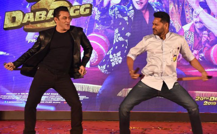 Here's what Prabhu Deva has to say about the 'Munna Badnaam song' hook step!