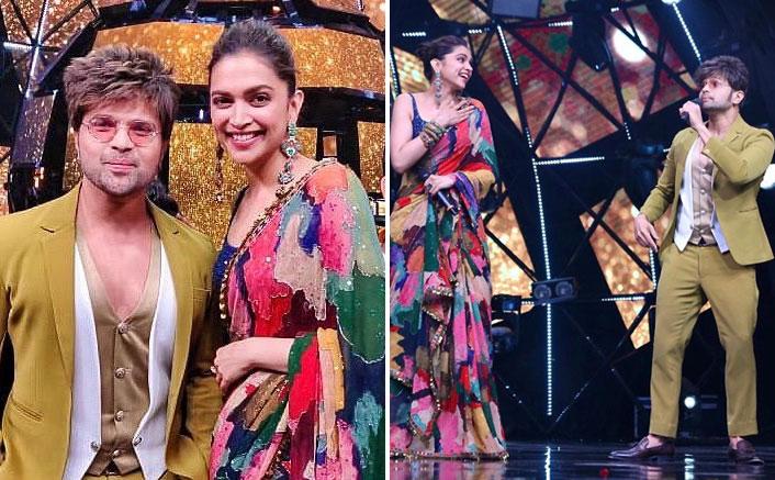 Himesh and Deepika perform on Naam hai tera once again
