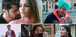 *Himesh Reshammiya , Ranu Mondal and Akbar Sami collaborate on the remix of the most searched song on google 2019 Teri Meri Kahani from Happy Hardy and Heer*