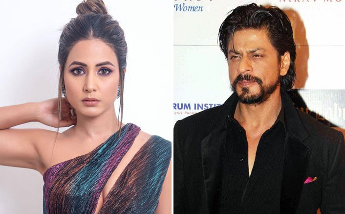 Hina Khan's First EVER Meeting With Shah Rukh Khan On A Flight Proves He's Truly The King Of Hearts