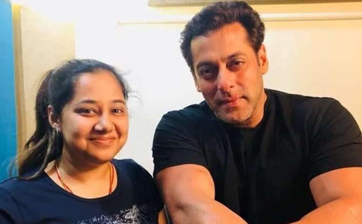 How Salman Khan kept his promise to singer Payal Dev