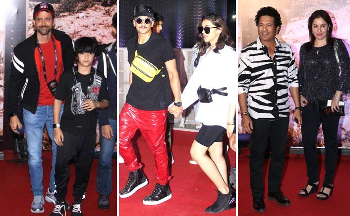 U2 Concert: Hrithik Roshan, Deepika Padukone, Ranveer Singh & Celebs Have A Gala Time!