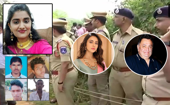 Hyderabad Encounter: From Rakul Preet To Rishi Kapoor, Bollywood Celebs Praise Hyderabad Police For Providing Justice To Priyanka Reddy