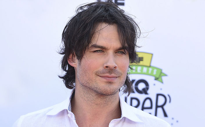 Ian Somerhalder wants more than acting roles on TV shows