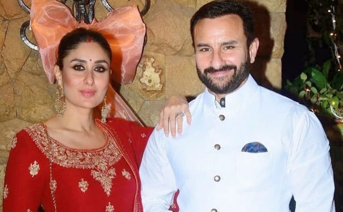 Impress Your Mother-In-Law By Wearing Kareena Kapoor's s Bright Red Raghavendra Rathore Suit